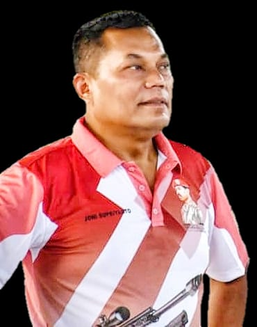Ketua Perbakin Joni Supriyanto