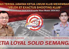 Pergantian Ketua Umum Velox EE Shooting Klub