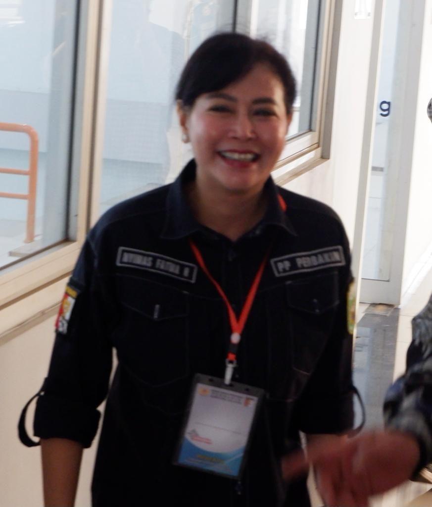Sriwijaya Shooting Festival 2020_Ketua Perbakin Sumsel Nyimas Fatma
