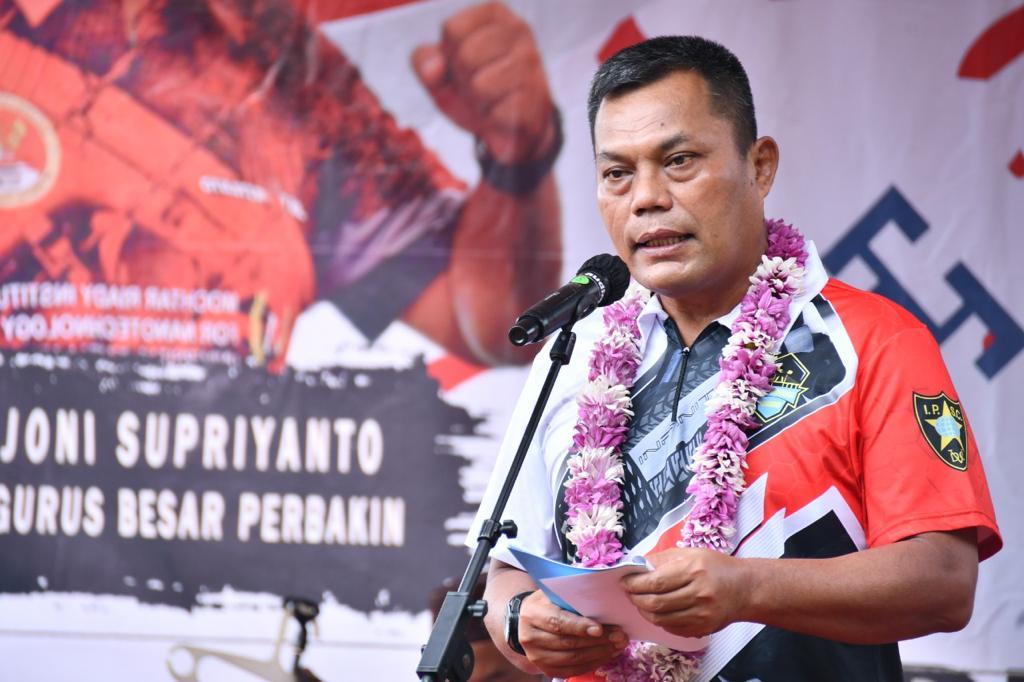 Ketua Umum PB Perbakin 2020_Letjen TNI Joni Supriyanto