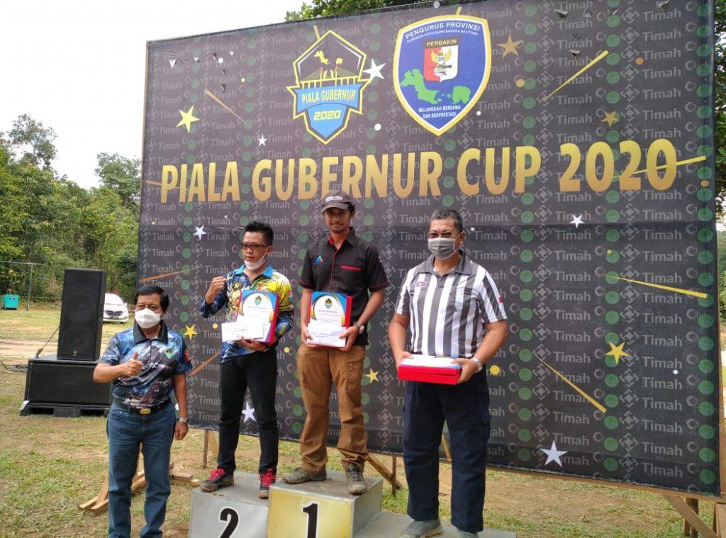 Kejuaraan Piala Gubernur Cup 2020 Babel