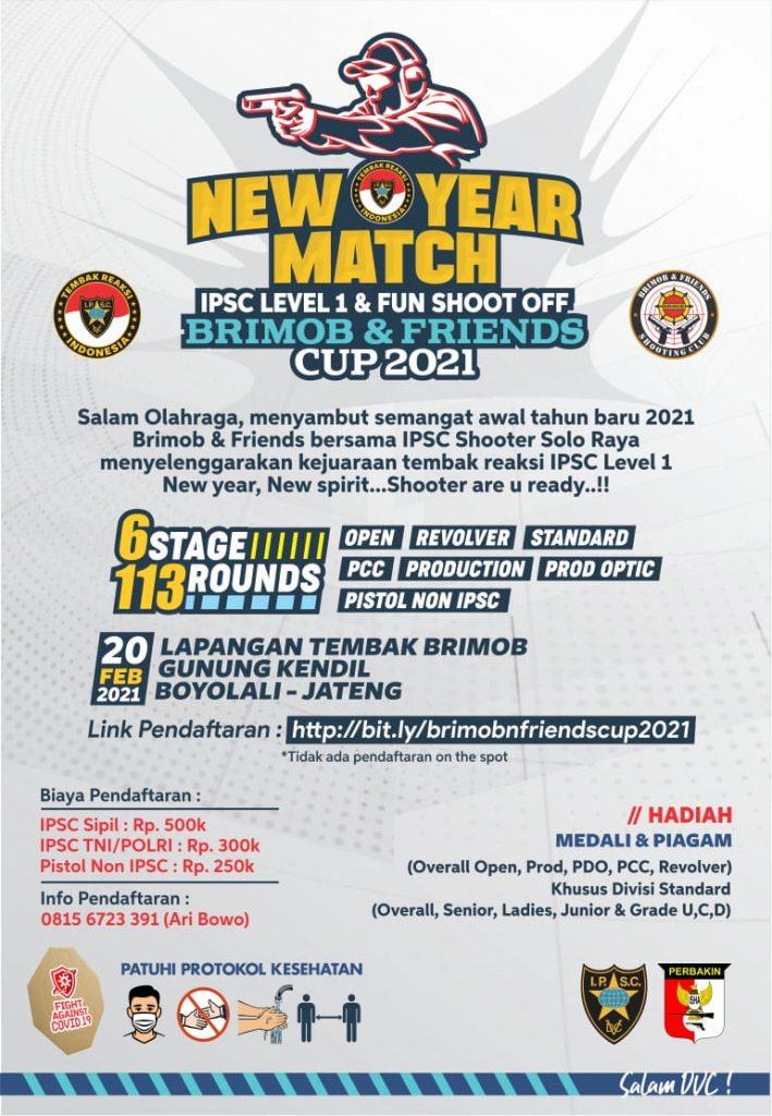 Brimob & Friends Cup 2021_Boyolali