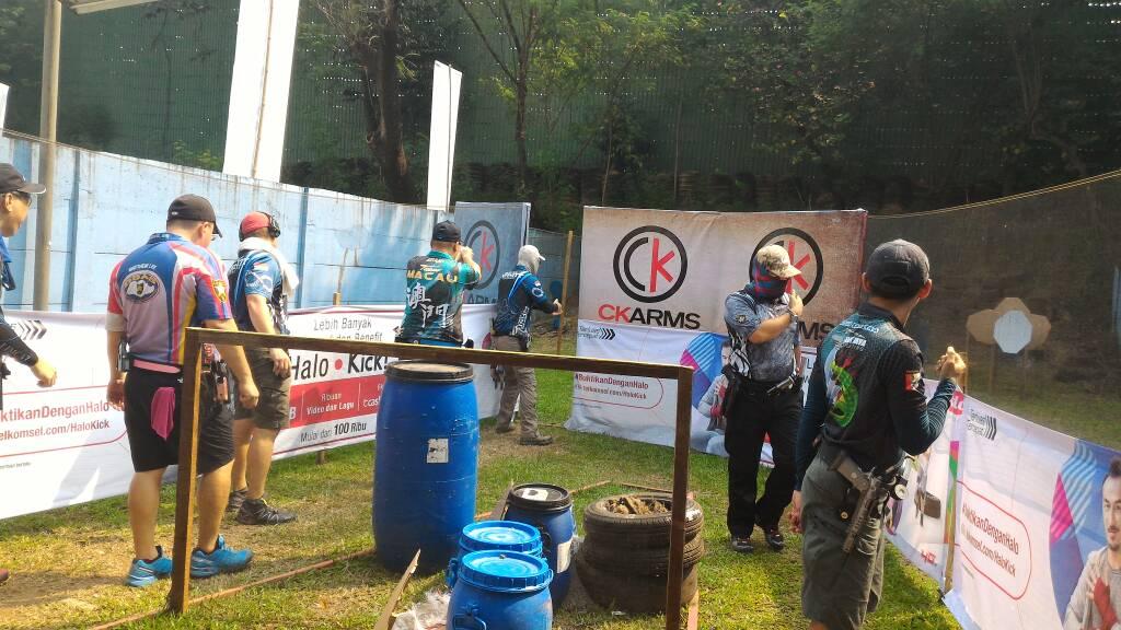 Kejuaraan Menembak Kresna Shooting Club 2017