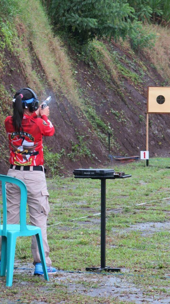 Rose Adelia Eagle Shooting Club