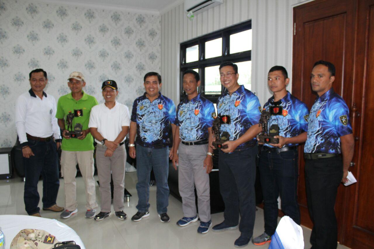 Kejuaraan Menembak Dankorpaskhas Malang 2017