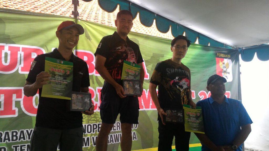 Juara Surabaya Tournament 2017