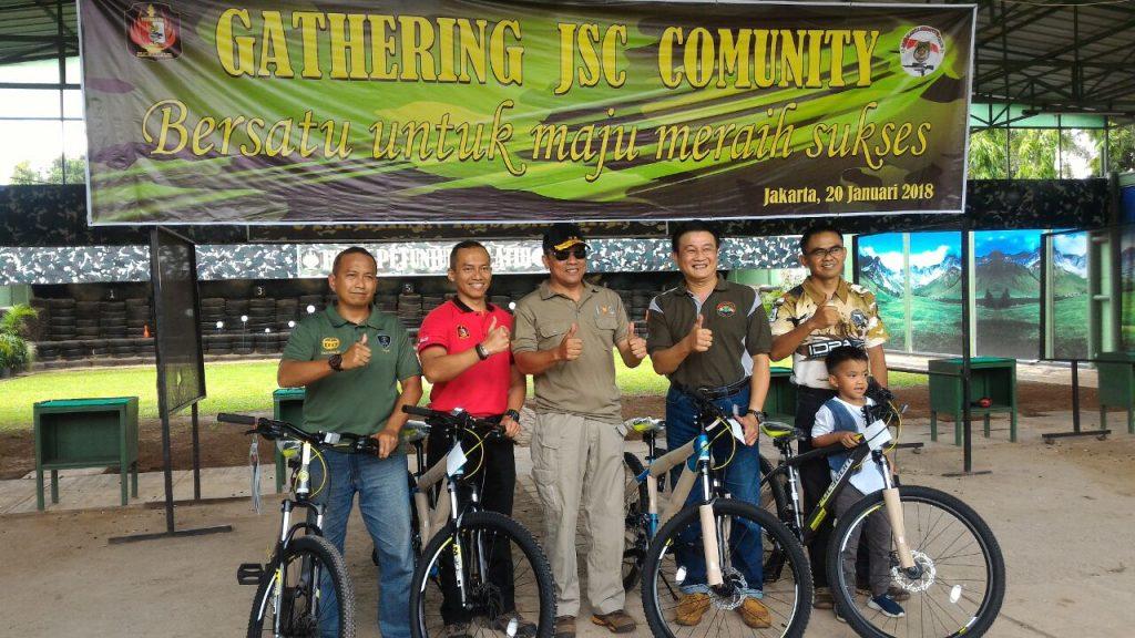 JSC Gathering 2018