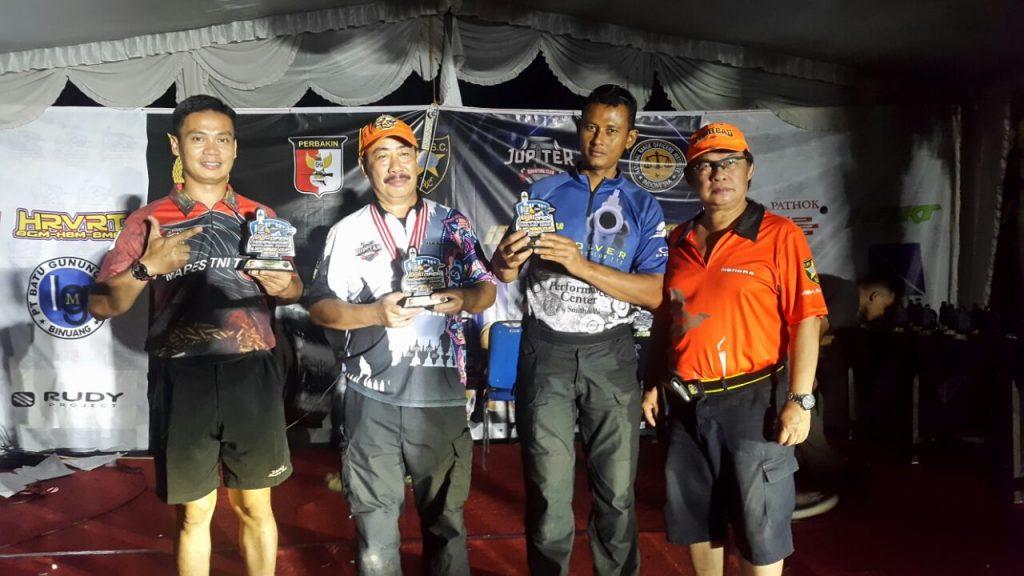Juara Jogja Open 2018