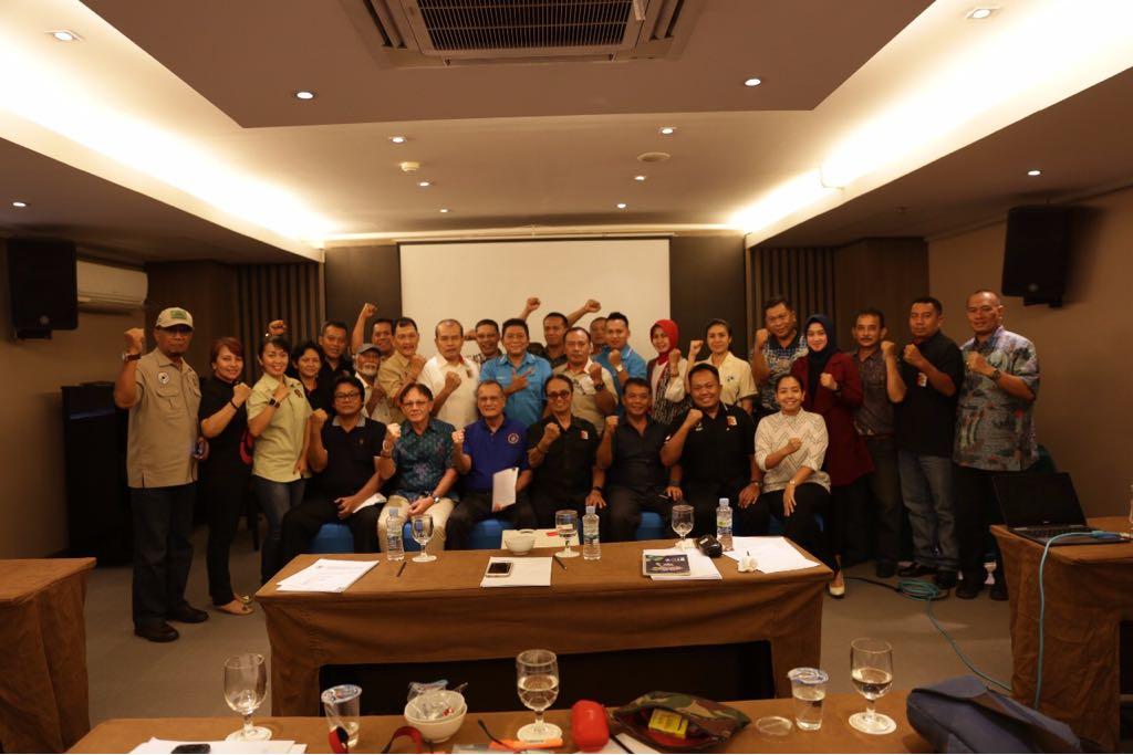 PB Perbakin Asian Games