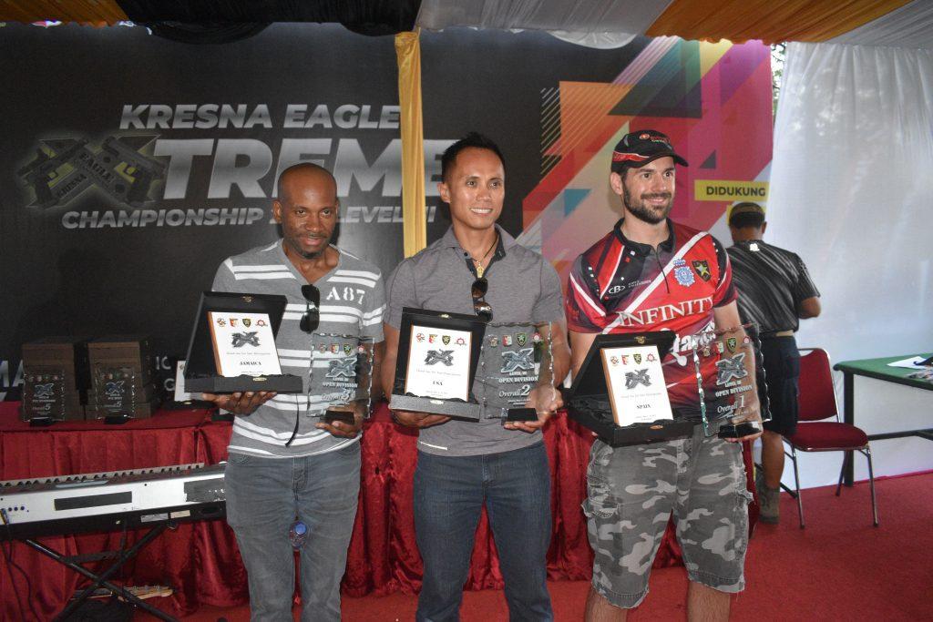 Juara Kresna Eagle Xtreme 2018