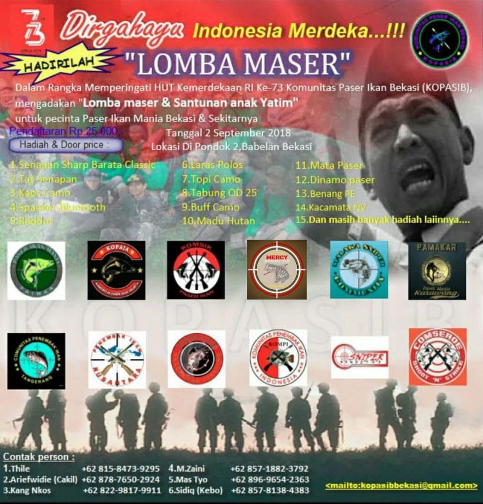 Lomba Maser KOPASIB 2018