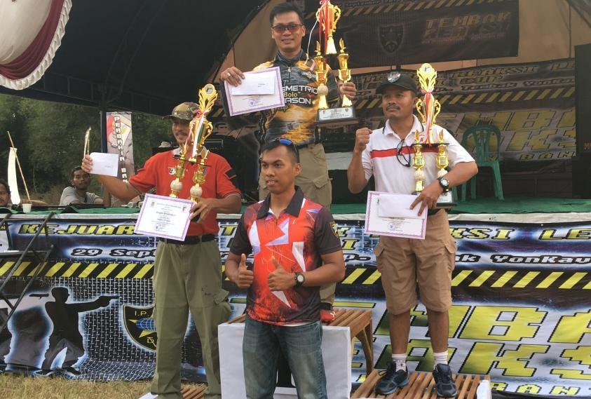 Klub Eagle Juara Bupati Tangerang Cup 2018