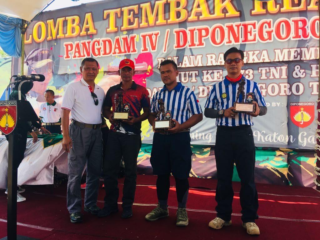Asep Juara Pangdam Jaya Kemerdekaan Cup 2018