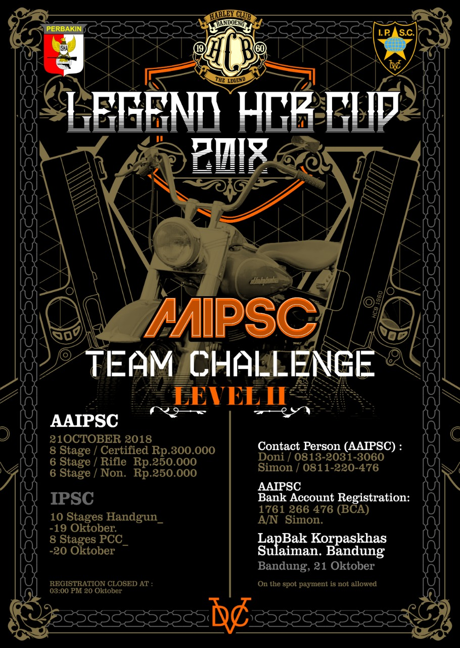 HCB Cup 2018