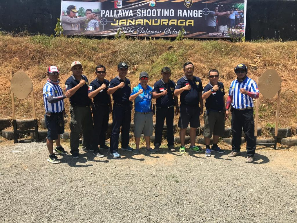 Atlet Tembak Reaksi Papua Barat