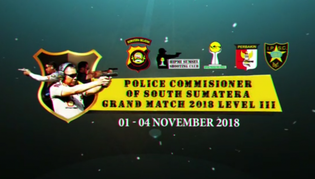 Police Commisioner of South Sumatera Grand Match 2018 Level III