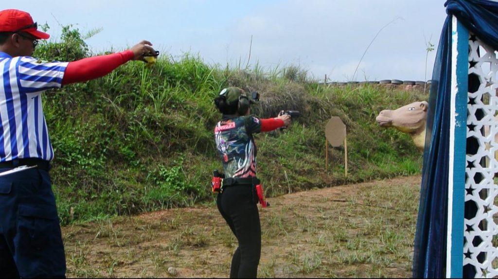 Turnamen Menembak Level III Palembang 2018