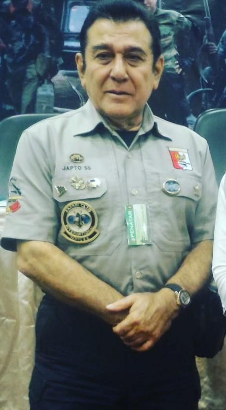 Kandidat Ketua Perbakin 2018_Japto Soerjosoemarno