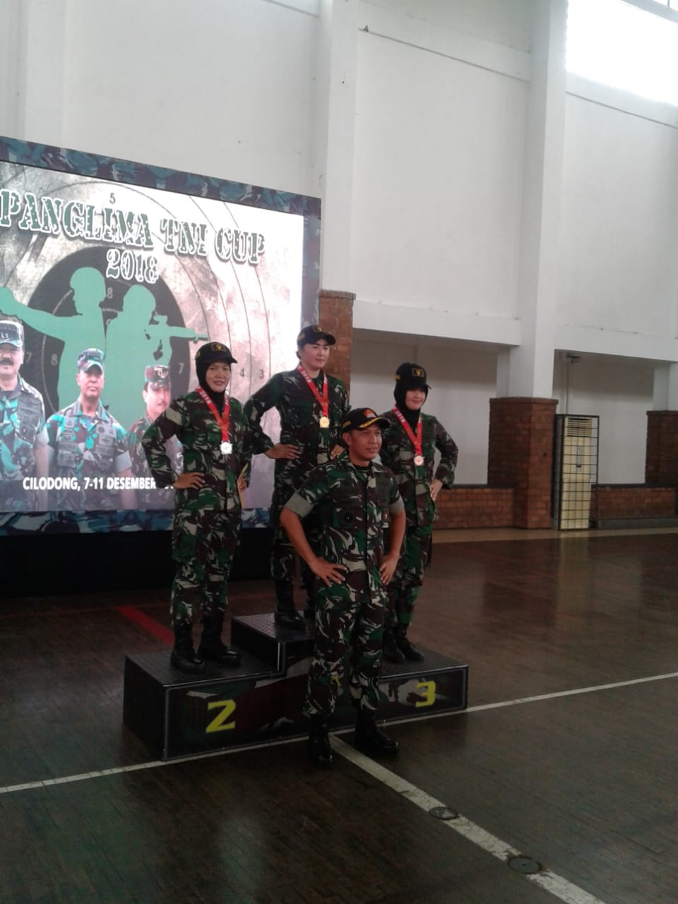 Panglima TNI Cup 2018