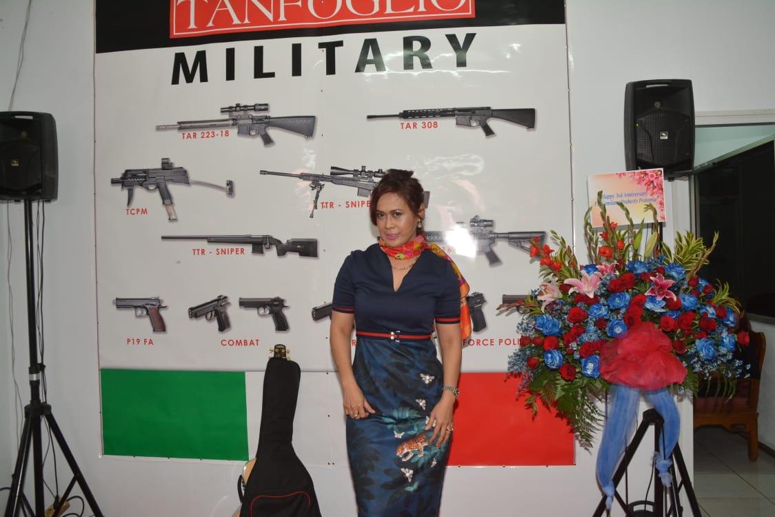 Devi Prahesty Tanfoglio
