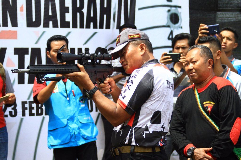 Kejurda 2019 Perbakin Papua