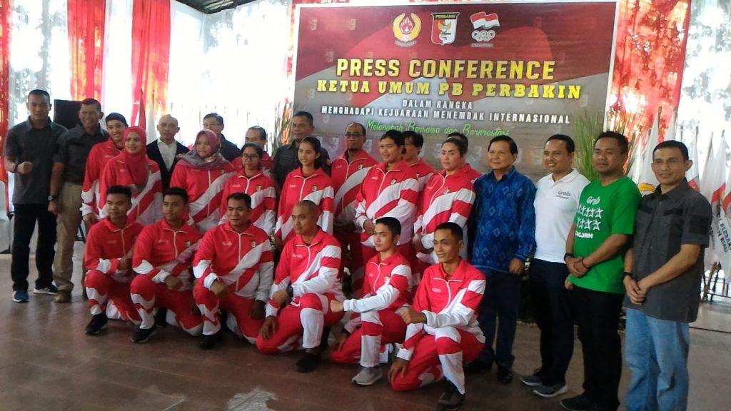 Atlit Kejuaraan Menembak ISSF World Cup Beijing 2019