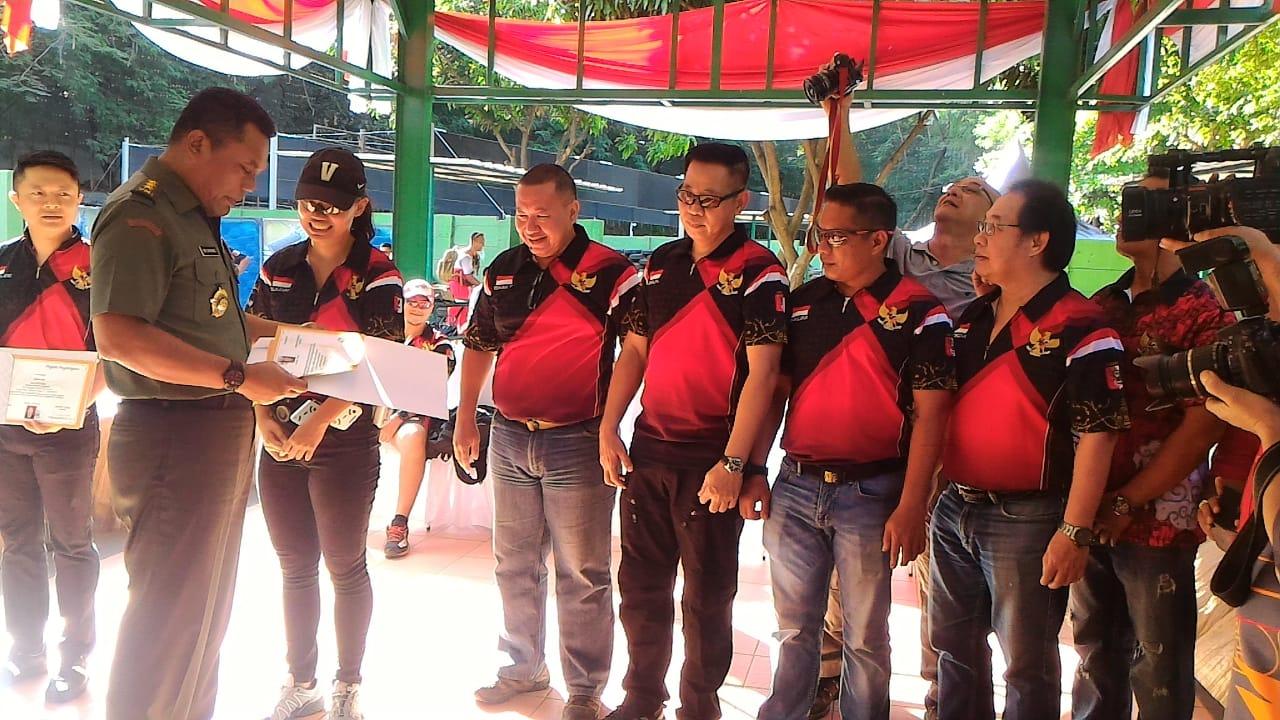 Team Tembak Reaksi - Iskandar Shoot 2019