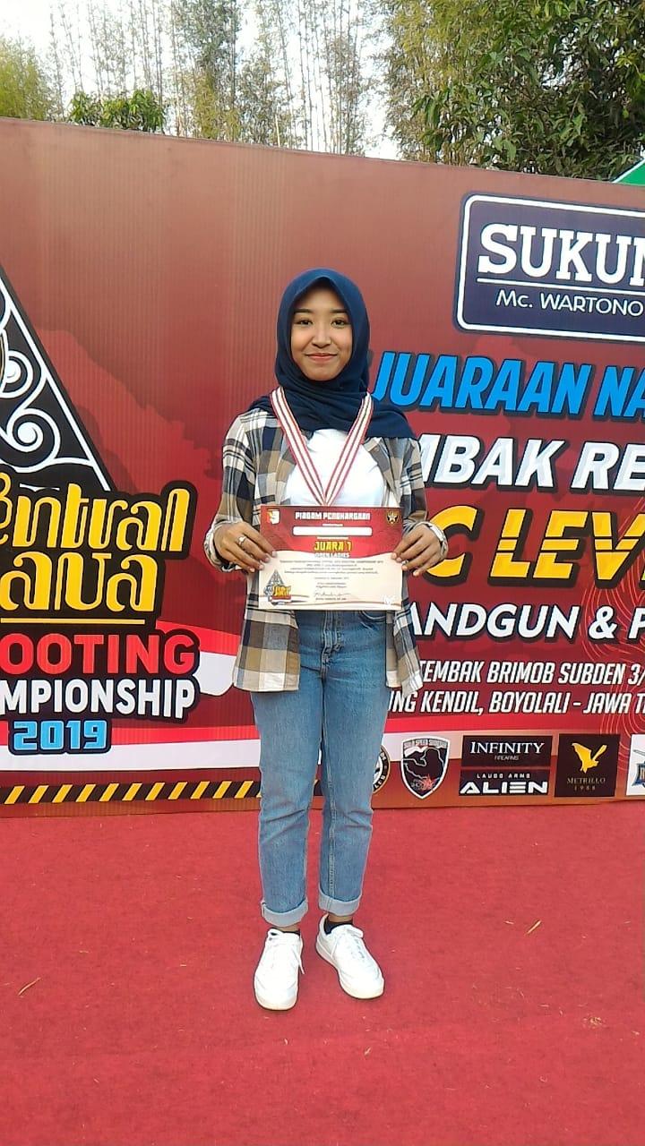 Central Java Shooting Championship 2019_Boyolali