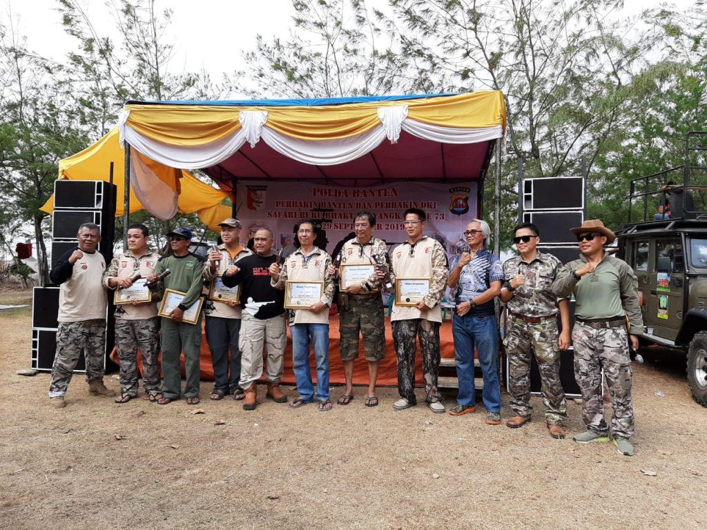 Safari Berburu Bhayangkara 2019
