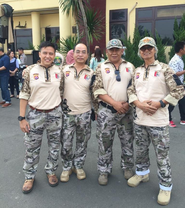 Safari berburu Banten 2020