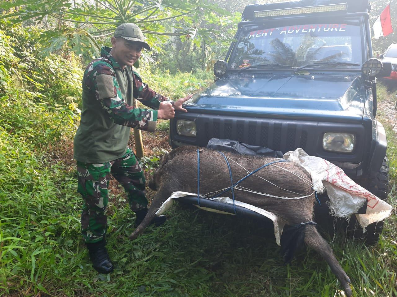 Safari Berburu Baladika.