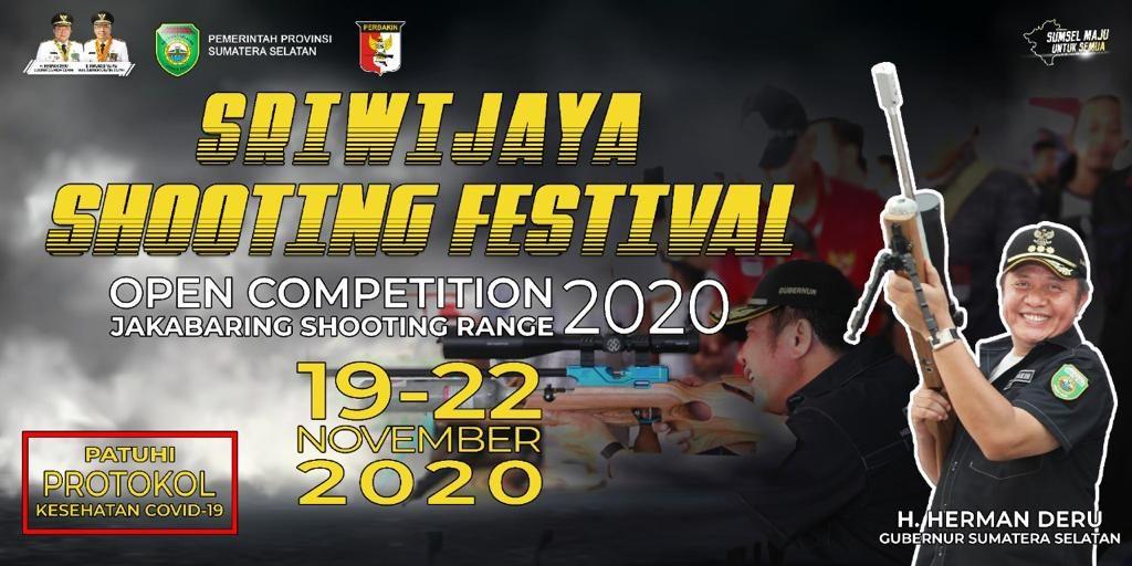 Sriwijaya Shooting Festival 2020