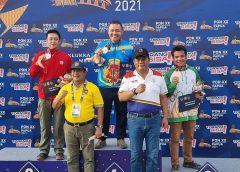 Dua Atlet Eagle SC Juara PON Papua